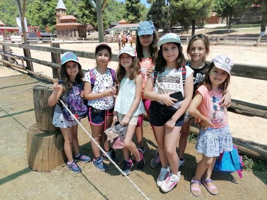 Η μικρή ομάδα κοριτσιών