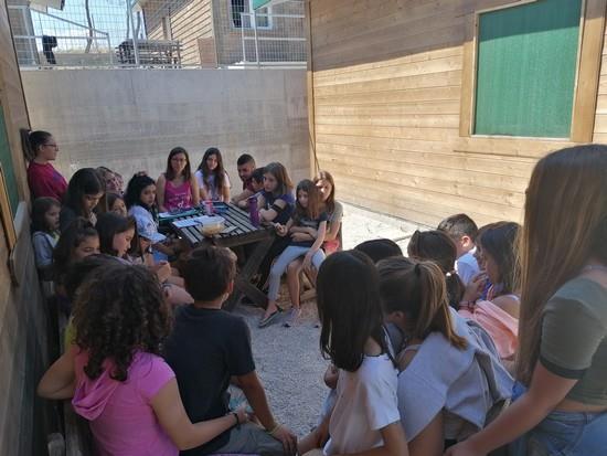 Ομαδικές εκπαιδεύσεις για το Διαβήτη προς όλα τα παιδιά
