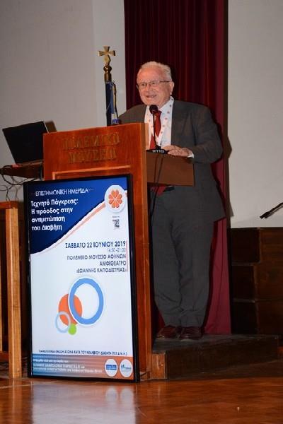 •Χρήστος Μπαρτσόκας:  Ομότιμος καθηγητής Παιδιατρικής του Πανεπιστημίου Αθηνών