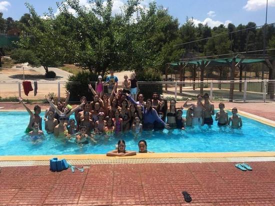 πισίνα πάρτυ