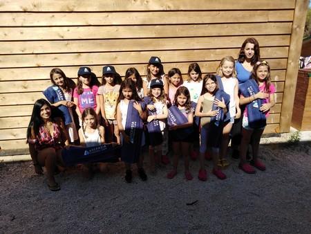 ομάδα μικρών κοριτσιών-ΤΕΝΕΣΣΙ 9