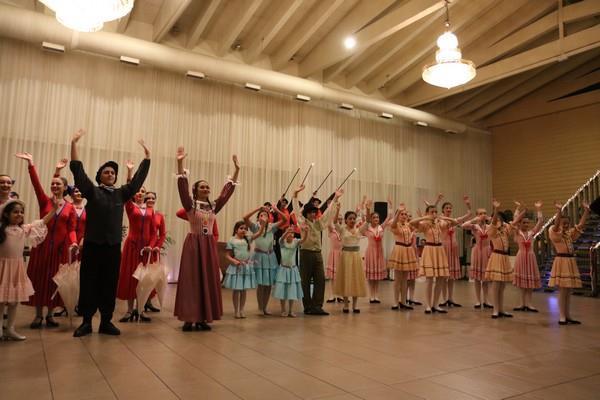 σχολής χορού Χριστίνας Κώνστα