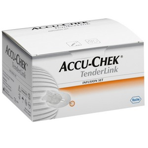 ΑΝΑΛΩΣΙΜΑ ΑΝΤΛΙΑΣ - Accu Chek Tenderlink Infusion set Cannula