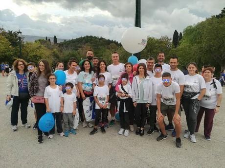 Η ΔΕΛΤΑ στήριξε τα παιδιά της ΠΕΑΝΔ στον  37ο Μαραθώνιο Αθηνών