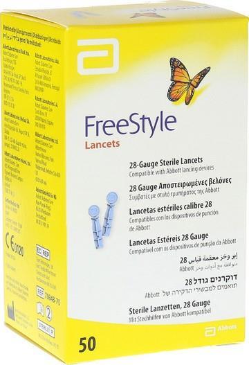 ΣΚΑΡΦΙΣΤΗΡΕΣ-freestyle lancets