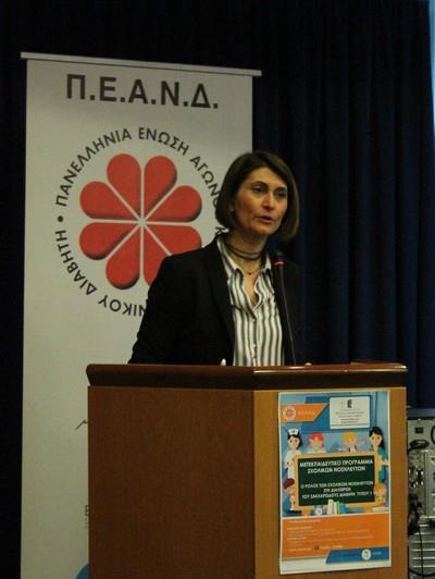 κ.Μελίνα Καριπίδου-Διαιτολόγος